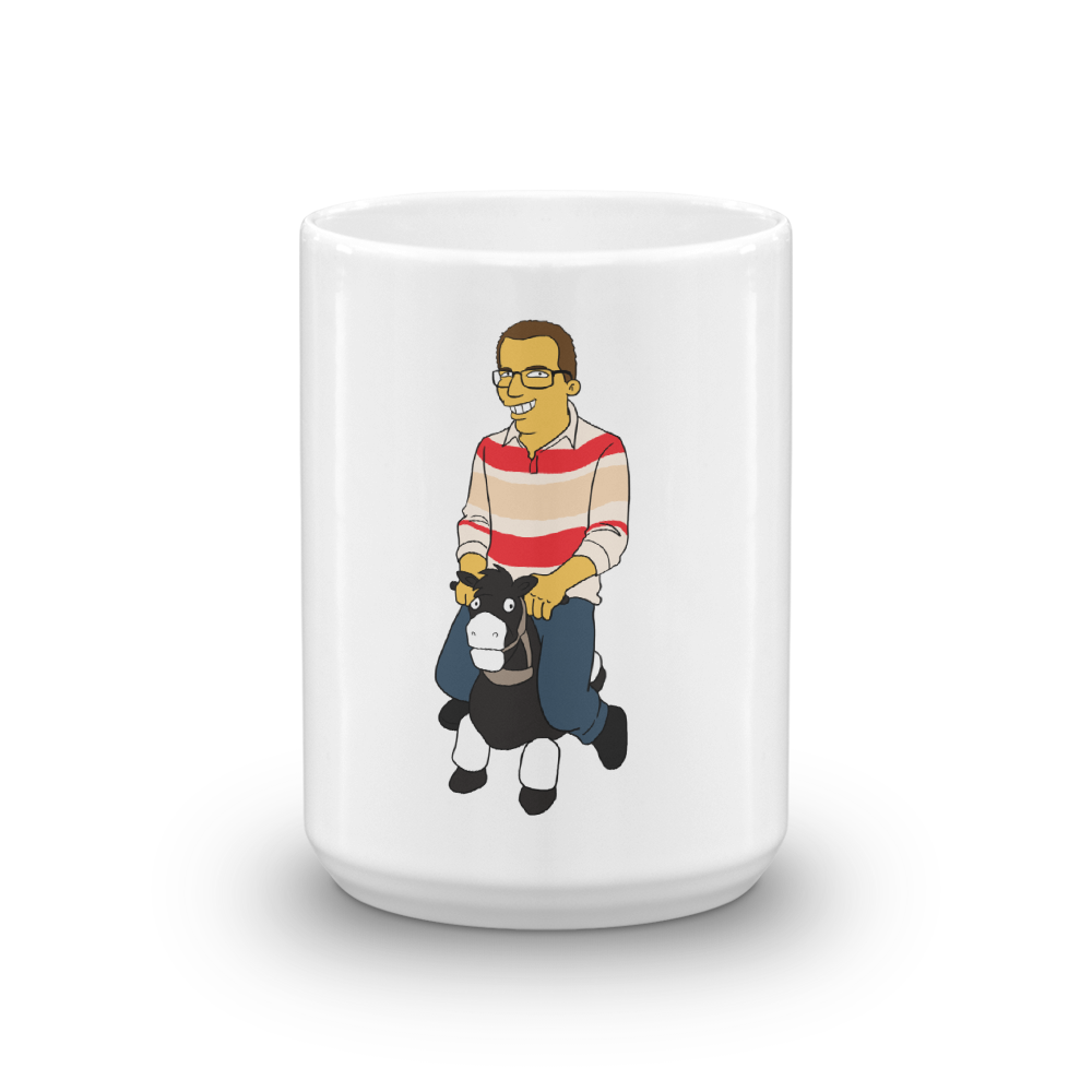 Mug  Single Full Body