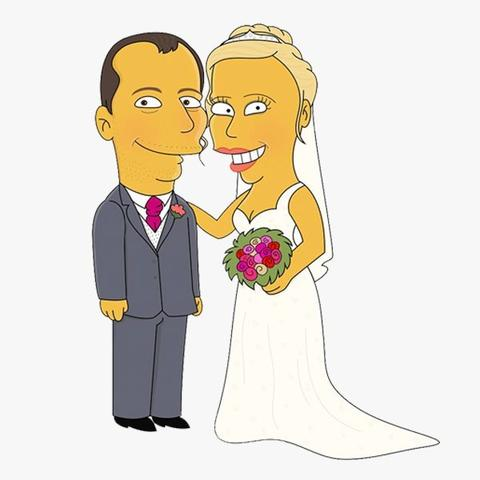 With My Love - Couple Full Body - Personalized Avatar